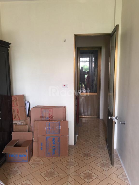 Bán nhà 35m2 tại Lạc Long Quân, ô tô đỗ cửa, ngõ rộng 5m, nhà mặt ngõ