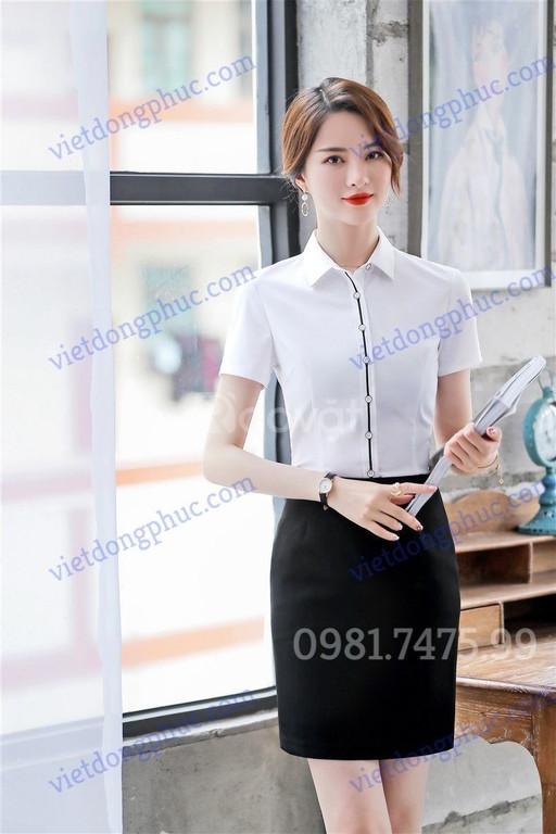 Địa chỉ may sơ mi nữ công sở đẹp và uy tín tại Hà Nội