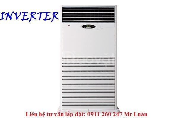 Bán máy lạnh tủ đứng LG giá rẻ tại Thanh Hải Châu