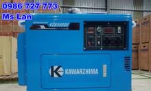 Máy phát điện chạy dầu 5kw được sử dụng nhiều