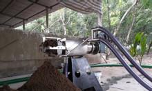 Máy ép phân mini giải pháp xử lý chất thải cho các hộ chăn nuôi nhỏ