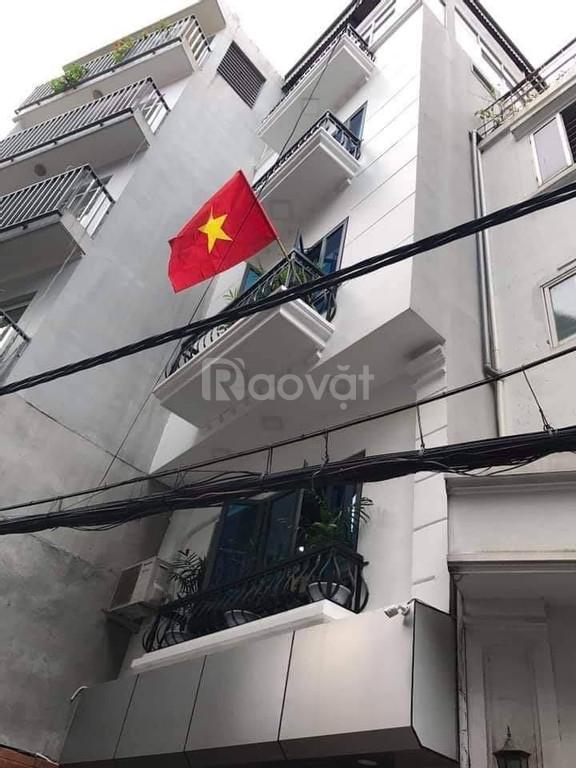Bán nhà phố Hoàng Như Tiếp 50m2, gara ô tô, 5 tầng, ngõ thông, 5.2 tỷ.
