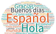 Dạy tiếng Tây Ban Nha 2019