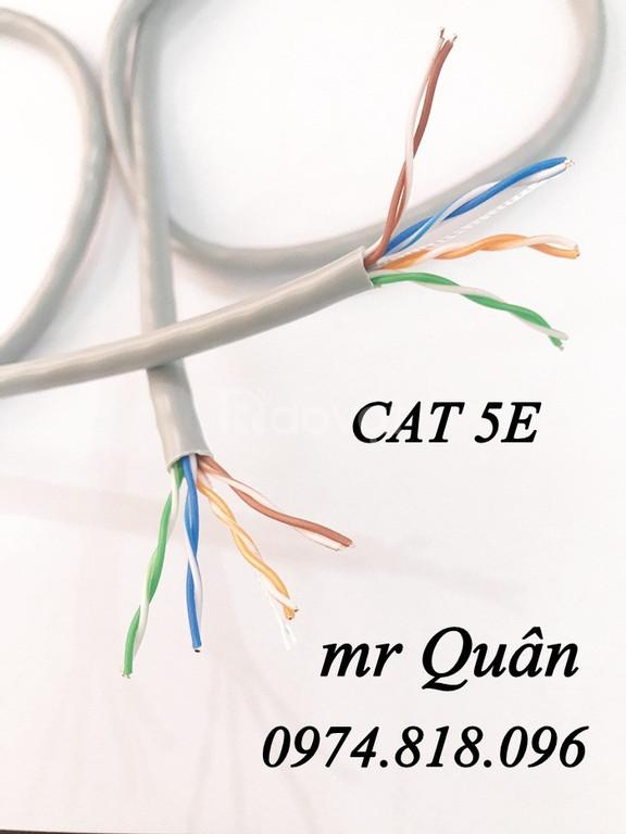 Cáp mạng CAT5 - CAT6 chống nhiễu
