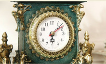 Đồng hồ, đồng hồ để bàn, đồng hồ cổ điển, đồng hồ châu Âu