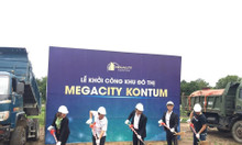 Đất nền Kon tum giá chỉ 2tr/m2 dự án Mega City Kon Tum