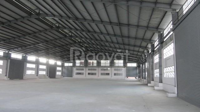 Cho thuê kho xưởng đường K2 ngay sau sân vận động Mỹ Đình 900m2