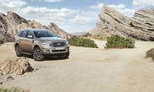 Ford Everest giao ngay đủ màu giá cạnh tranh