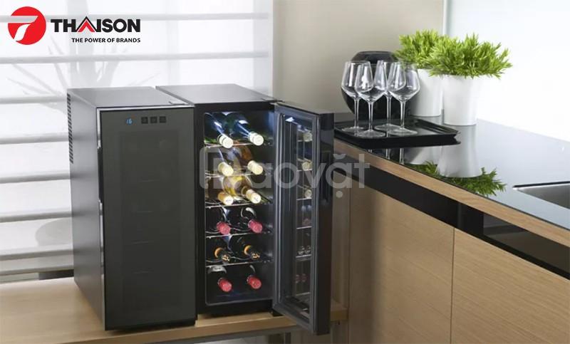 Tủ rượu vang Fagor VT-12 chai Bếp Thái Sơn