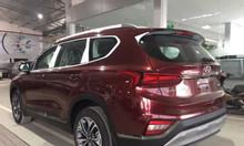 Hyundai SantaFe 2020 giảm 50% TTB