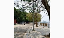 Bán nhà mặt tiền 12m đường ven Hồ Tây – Quảng Khánh.130m2 giá 31.8 tỷ.
