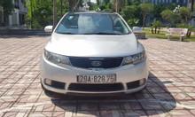 Bán Kia Forte SLI 1.6AT màu bạc 2009 xe nhập Hàn Quốc