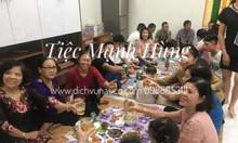 Dịch vụ nấu cỗ tại nhà ở Hoàn Kiếm Hà Nội