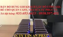 Bộ báo rung gọi khách lấy đồ uống cho quán cafetại Đồng Nai