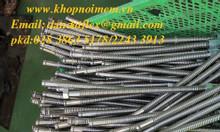 Khớp nối mềm nối bích chịu nhiệt/ống mềm pccc/khớp nối nhanh kiểu A.