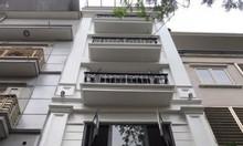 Bán nhà ngõ 256 Mai Dịch DT 100m, 7 tầng giá 10.3 tỷ, thang máy