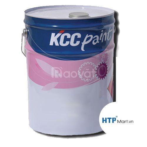 Đại lý cung cấp sơn chịu nhiệt KCC 600 độ màu đen tại Long An