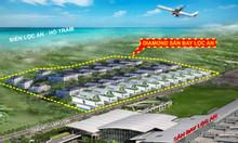 Bán đất nền dự án đối diện sân bay Lộc An