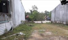 Mua nhà SG, bán lô đất thổ cư 102m2 gần chợ Bến Lớn, Tân Định, Bến Cát