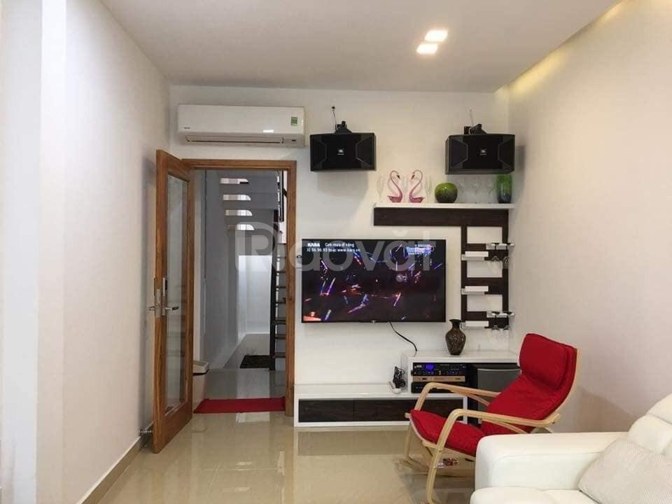 Bán nhà hẻm xe hơi Nguyễn Thanh Tuyền, Tân Bình, 80m2, 3 tầng, 8,5 tỷ