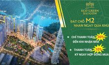 Mở bán block hoa hậu dự án Ecogreen Sài Gòn