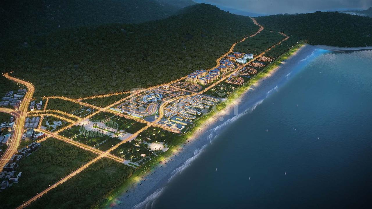 Biệt thự Lăng Cô view biển, núi, chỉ từ 9 tỷ có thể sở hữu ngay