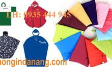 Xưởng may áo mưa in logo áo mưa Đà Nẵng
