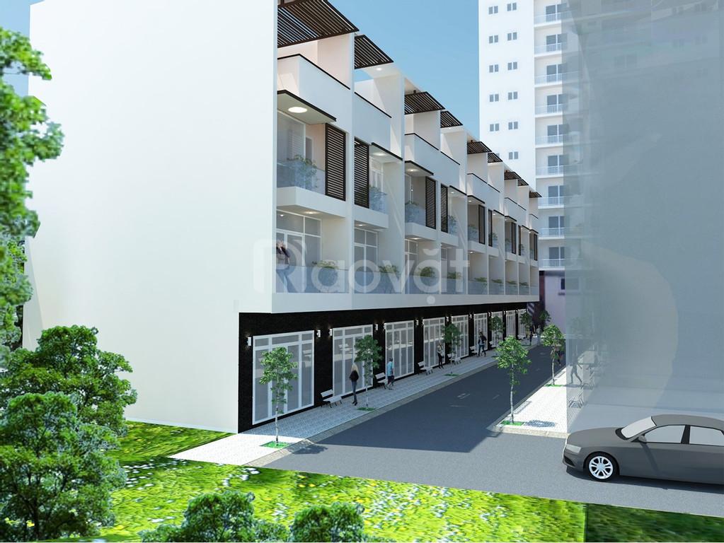 Nhà 5.3x14m, 4 lầu, đường 9m, phường Phú Mỹ, quận 7 (ảnh 3)