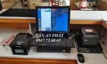 Bán máy tính tiền cho quán trà chanh tại Bình Dương