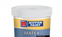 Sơn nippon matex 5L giá 196,700 giao hàng tận nơi