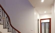 Nhà đẹp đường Bồ đề, Long Biên,5m mặt hồ,ô tô, ngõ thông 50m2 x 5 tầng