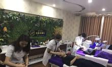 Bán nhà mặt phố Tây Sơn, Yên Lãng 75m2, vỉa hè 2m, kinh doanh 15 tỷ