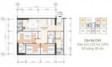 Bán gấp chung cư A10 Nam Trung Yên, căn hộ 102m2