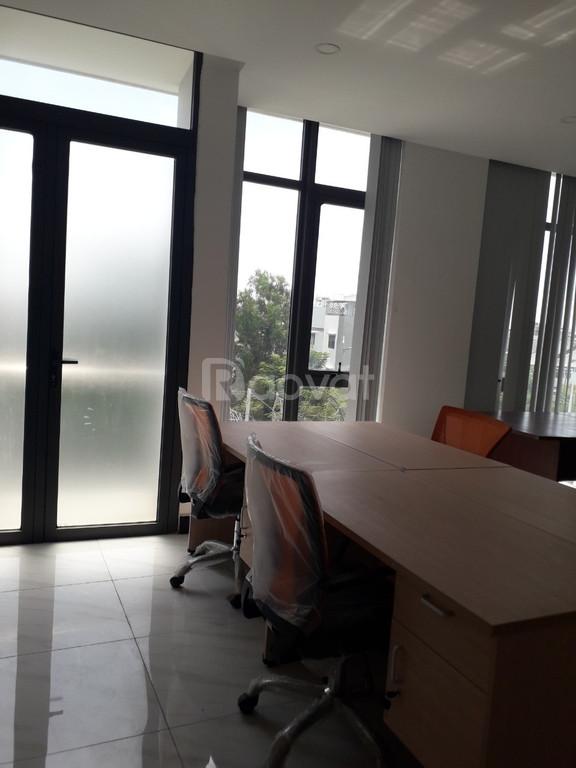 Cho thuê văn phòng 37m2 tại khu đô thị Vạn Phúc, quận Thủ Đức