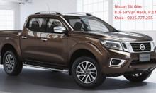 Xe bán tải Nissan Navara EL 1 cầu giá tốt Sài Gòn