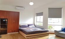 [ID: 581] Cho thuê căn hộ giá rẻ Trần Hưng Đạo, 30m2, 1PN, đầy đủ đồ