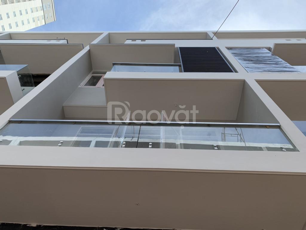 Nhà 5.3x14m, 4 lầu, đường 9m, phường Phú Mỹ, quận 7 (ảnh 4)
