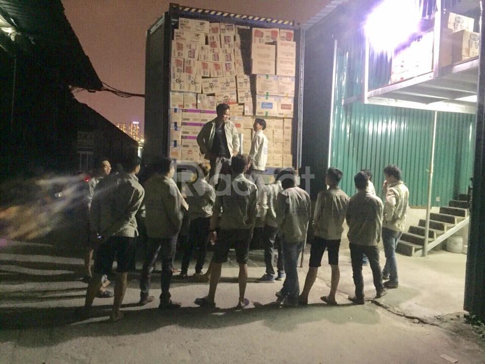 Dịch vụ bốc xếp hàng hóa ở Thanh Xuân Hà Nội