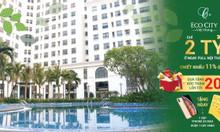 Căn hộ cao cấp Eco City Việt Hưng – chìa khóa trao tay, nhận ngay quà