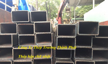 Thép hộp chữ nhật 100x200,thép hộp đen 100x200,sắt hộp 150x200,100x200