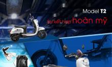 Đi xe máy điện tiết kiệm tuyệt đối