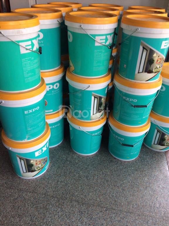 Sơn nước Expo nội thất Easy cho tường giá rẻ tại Sài Gòn