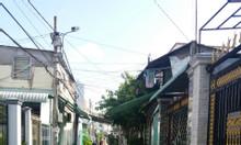 Bán nhà nở hậu hẻm 107 đường Hoàng Văn Thụ P.An Cư, Ninh Kiều, giá tốt