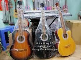 Bán đàn guitar giá rẻ tại Bình Dương