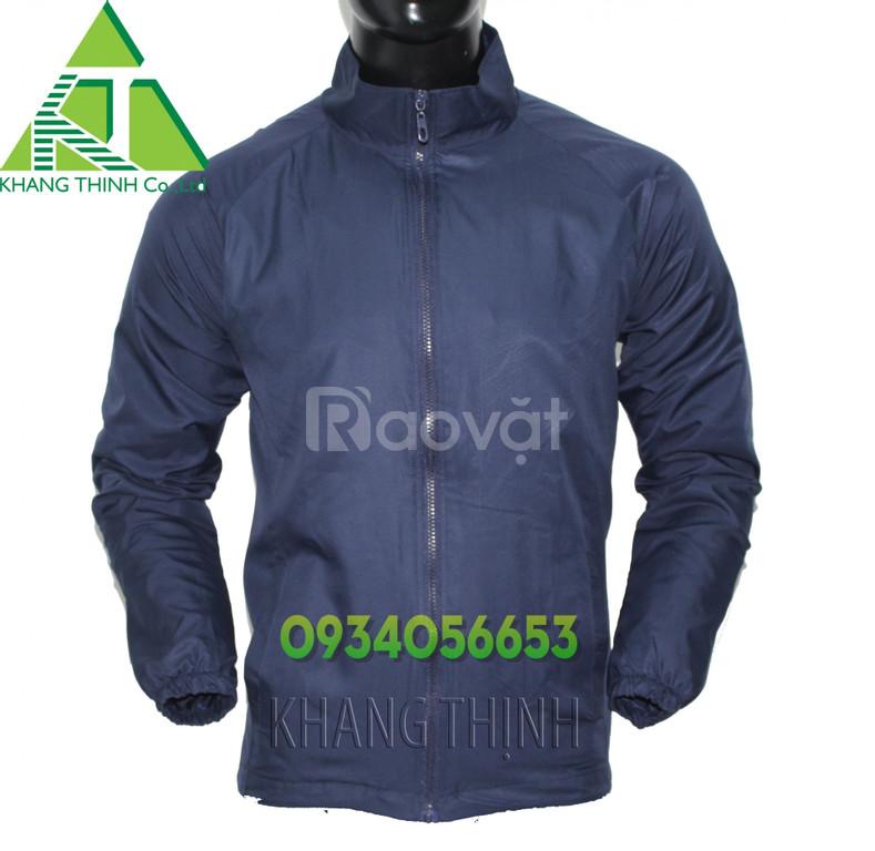 Xưởng may áo khoác nam, áo khoác đồng phục, áo khoác sự kiện