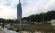 Đất nền mặt tiền cử chi gần bệnh viện xuyên Á, sổ hồng giá 15 tr/m