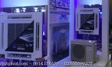Đảm bảo chất lượng máy lạnh âm trần Panasonic