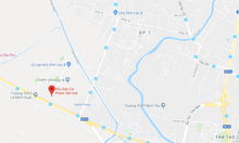 Bán đất nền dự án khu dân cư Phạm Văn Hai, Bình Chánh, quy hoạch 1/500