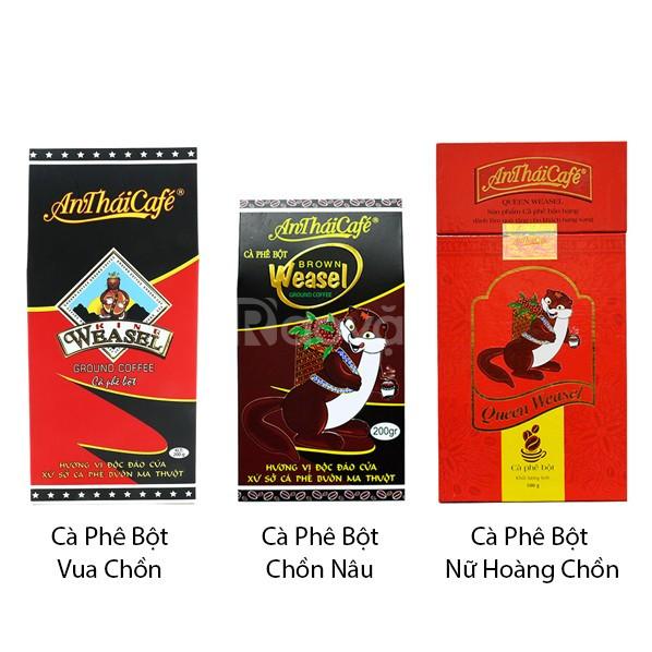 AnTháiCafé cung cấp sỉ lẻ cà phê bột, hạt rang xay nguyên chất