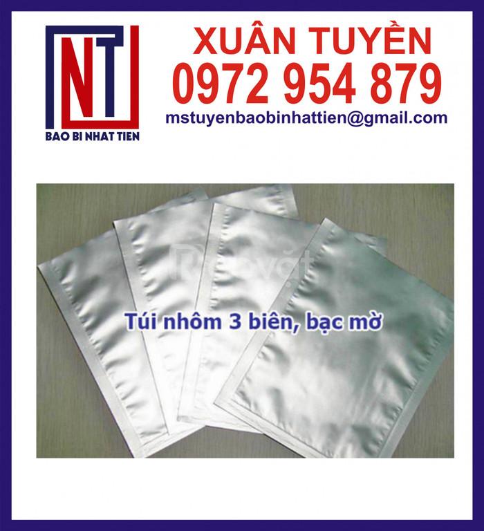 Cung cấp túi nhôm đựng thuốc trừ sâu, phân bón